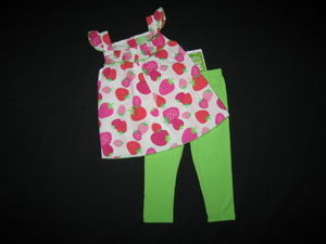 """NEW /""""SNOWMAN ZEBRA RUFFLES/"""" Pants Girls Clothes 4T Christmas Toddler Holiday"""