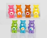 7pc Care Bears CAKE TOPPER Carebears Cheer Wish Tenderheart 7 Figure Set Birthday Party Cupcakes Figurines * FAST Shipping * Toy Doll Set