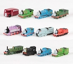 Thomas & Friends CAKE TOPPER Thomas Train 12 Mini Figure Set Birthday Party Cupcakes Figurines Trains * FAST Shipping * 1.5 - 2 inch Toy Doll Set